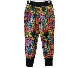SPODNIE MONSTERA MULTICOLOR KIDS